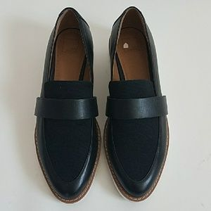 14th & Union | genuine leather loafers